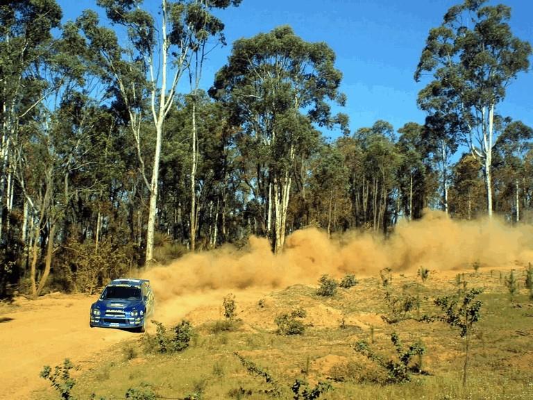 2001 Subaru Impreza WRC 483301