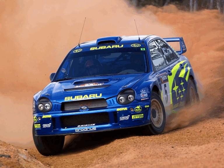 2001 Subaru Impreza WRC 483308