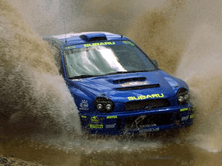 2001 Subaru Impreza WRC 483310