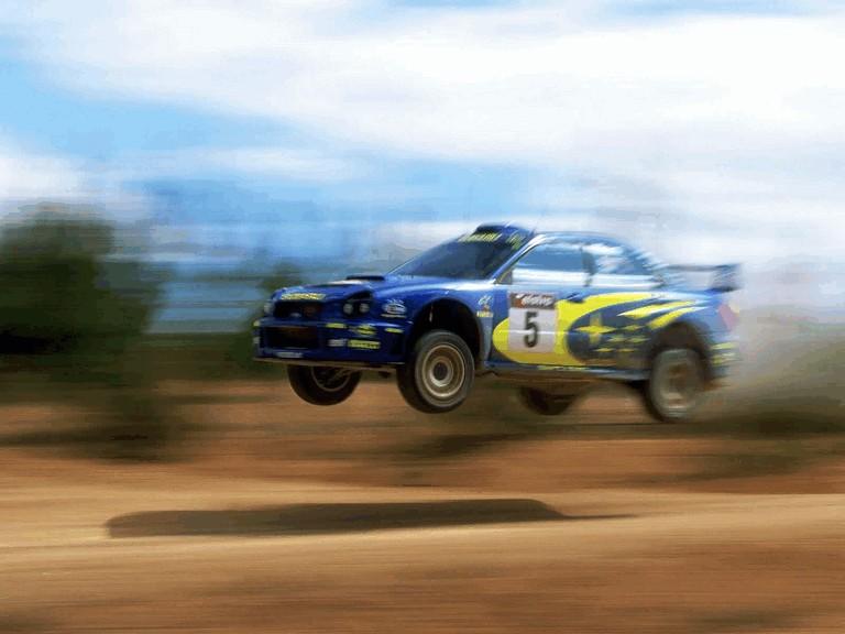 2001 Subaru Impreza WRC 483312