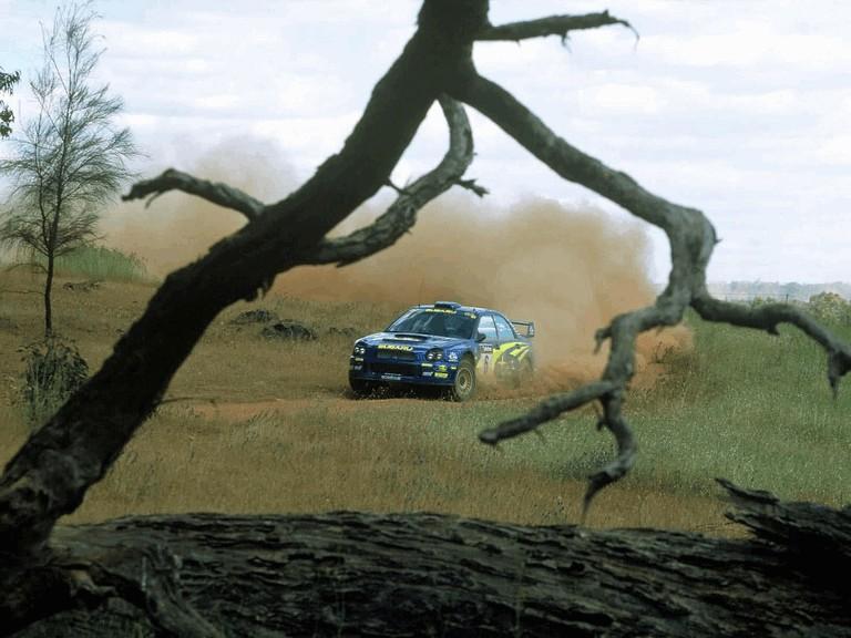 2001 Subaru Impreza WRC 483313
