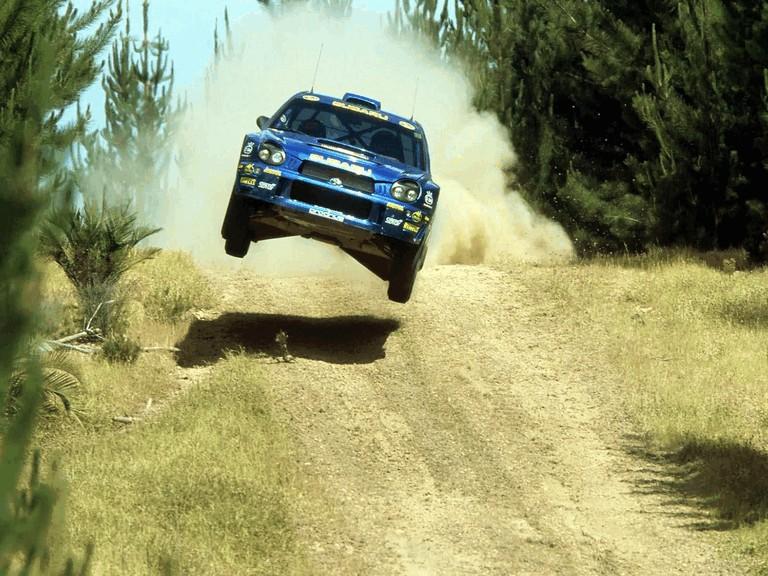 2001 Subaru Impreza WRC 483315