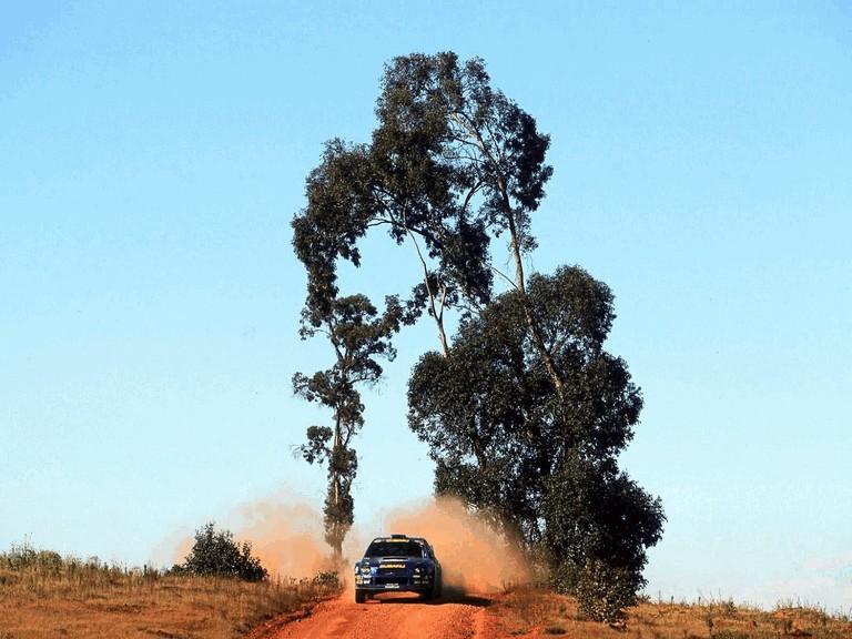 2001 Subaru Impreza WRC 483318