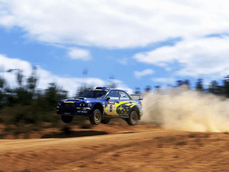 2001 Subaru Impreza WRC 483320