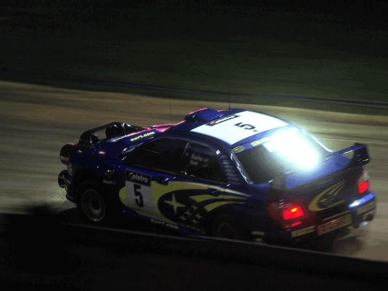 2001 Subaru Impreza WRC 483323