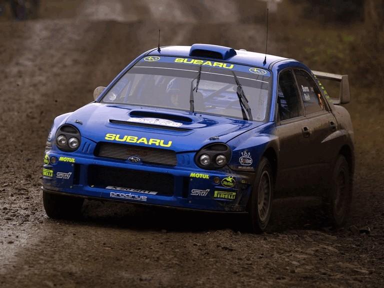 2001 Subaru Impreza WRC 483327