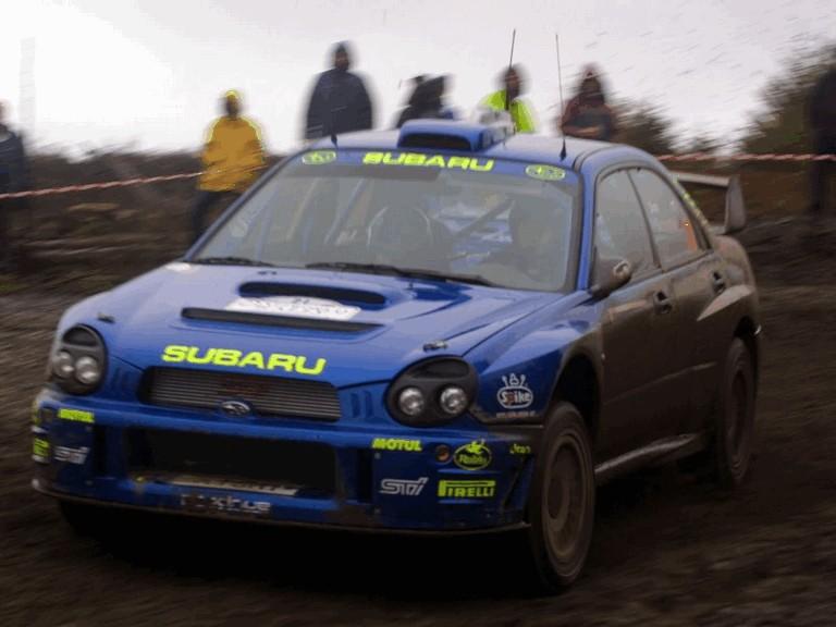 2001 Subaru Impreza WRC 483328