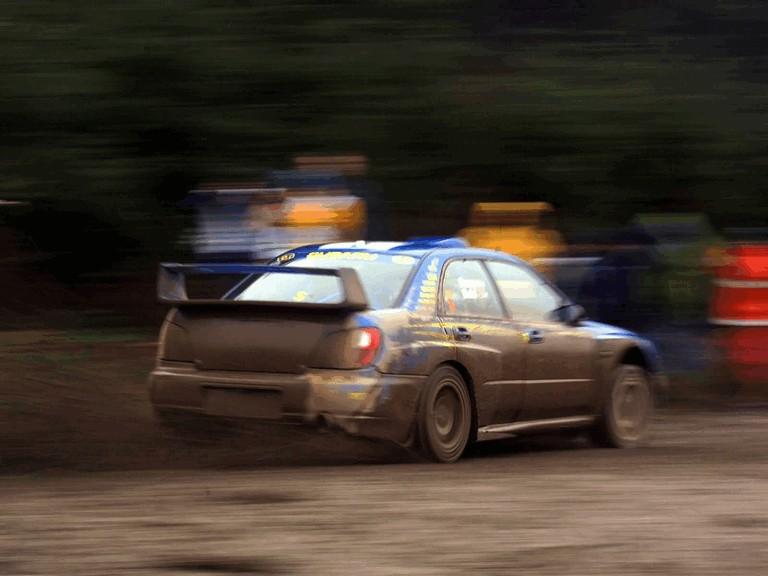 2001 Subaru Impreza WRC 483329