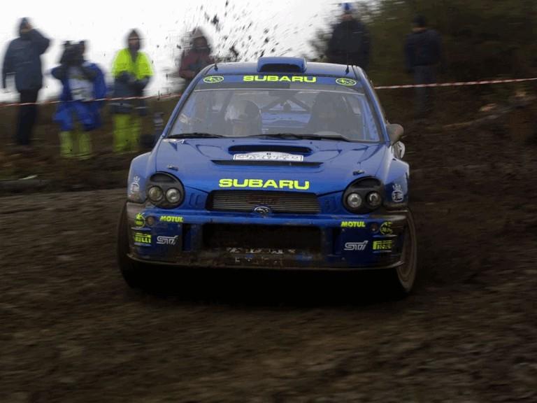 2001 Subaru Impreza WRC 483330
