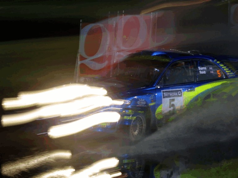 2001 Subaru Impreza WRC 483332