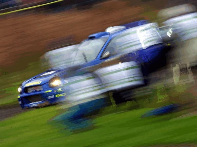2001 Subaru Impreza WRC 483337