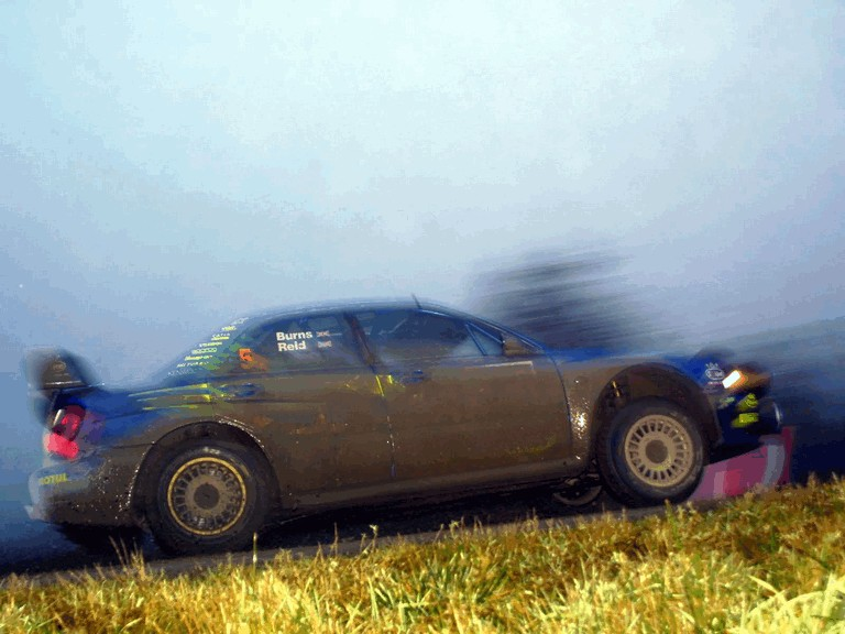 2001 Subaru Impreza WRC 483338