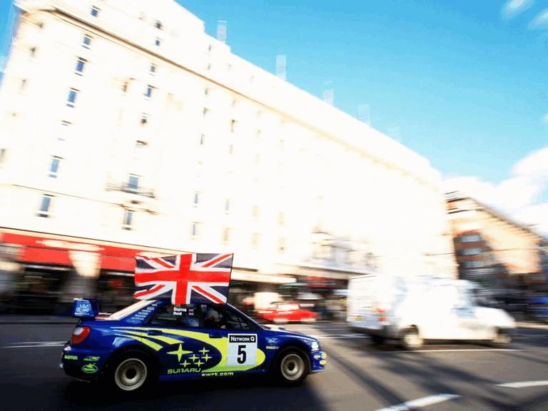2001 Subaru Impreza WRC 483339