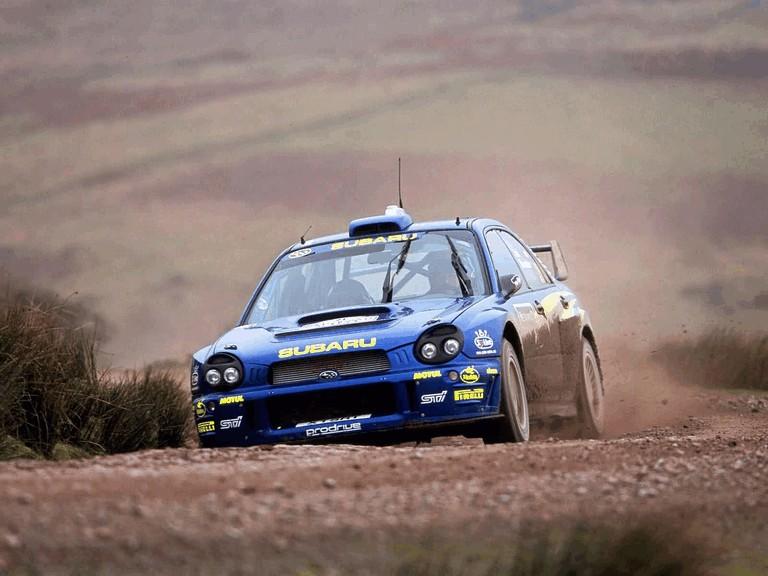 2001 Subaru Impreza WRC 483344