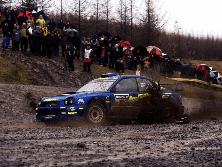 2001 Subaru Impreza WRC 483345