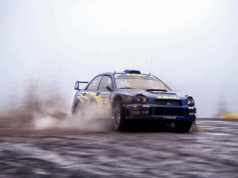 2001 Subaru Impreza WRC 483346