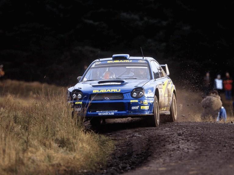 2001 Subaru Impreza WRC 483347