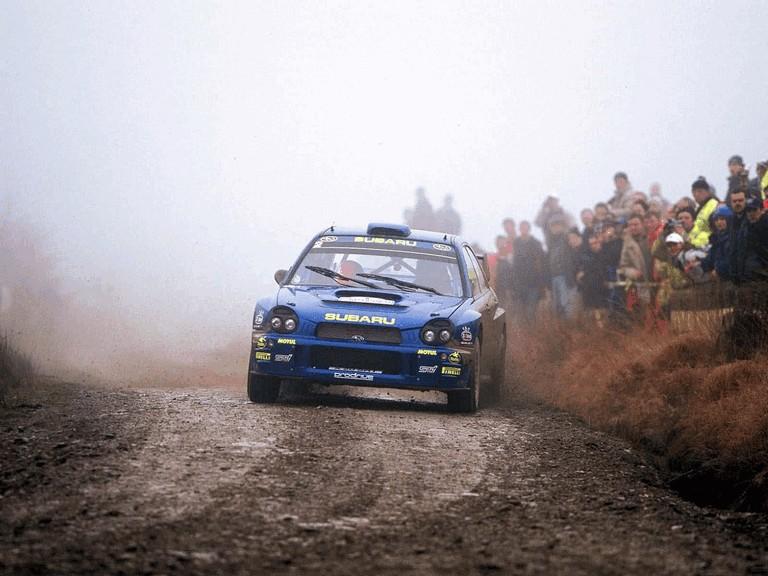 2001 Subaru Impreza WRC 483348