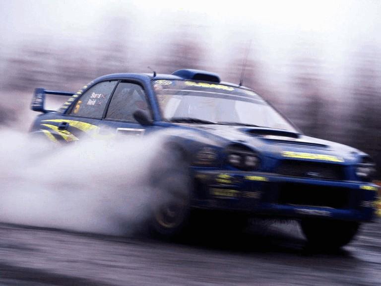 2001 Subaru Impreza WRC 483349