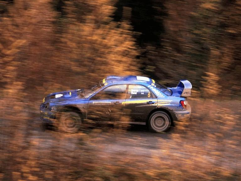 2001 Subaru Impreza WRC 483350