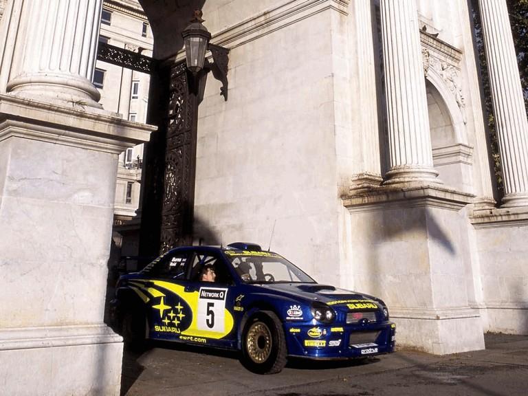 2001 Subaru Impreza WRC 483353