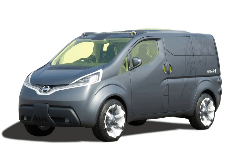 2009 Nissan NV200 concept 247129
