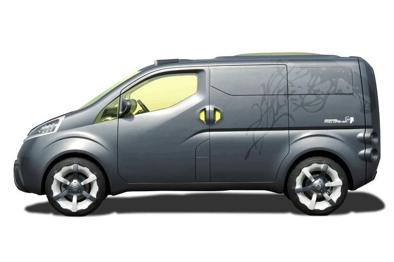 2009 Nissan NV200 concept 247130