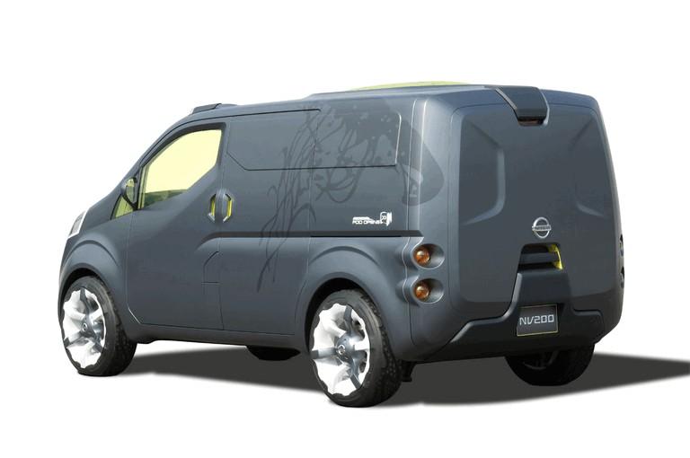 2009 Nissan NV200 concept 247132