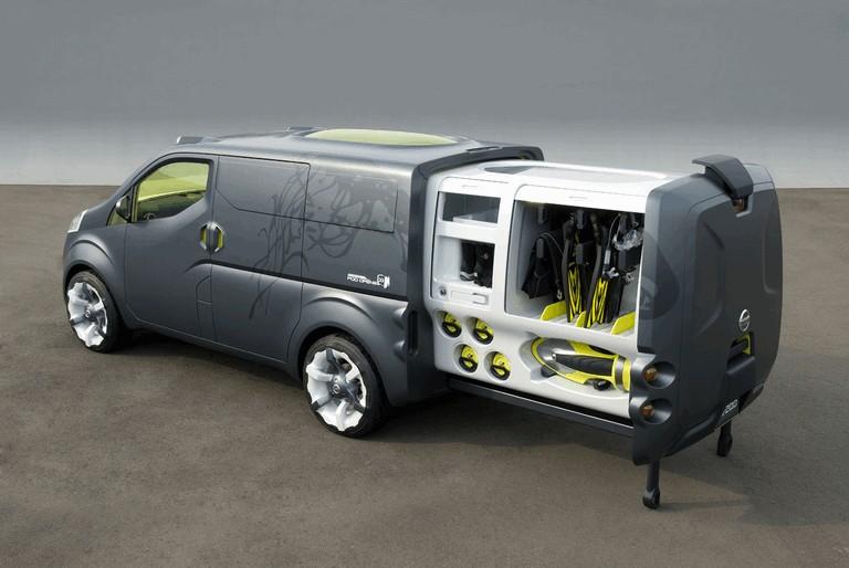 2009 Nissan NV200 concept 247134