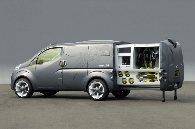 2009 Nissan NV200 concept 247136