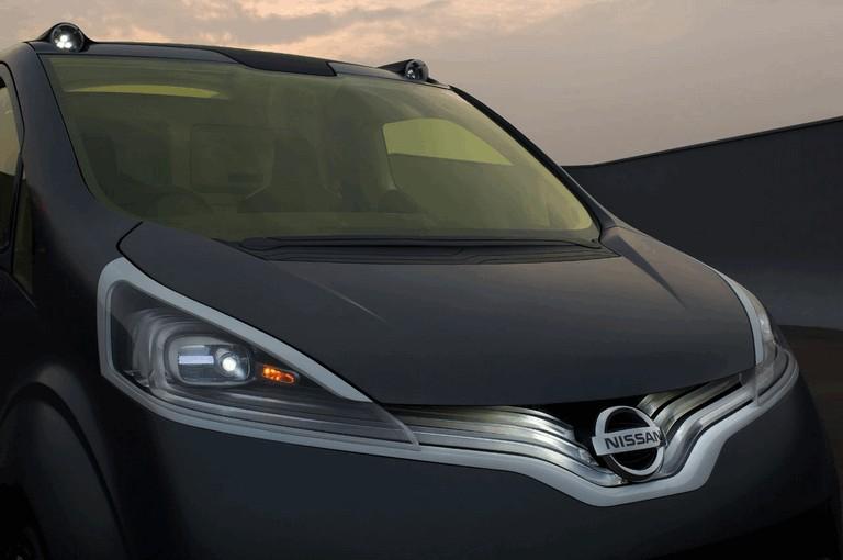 2009 Nissan NV200 concept 247140