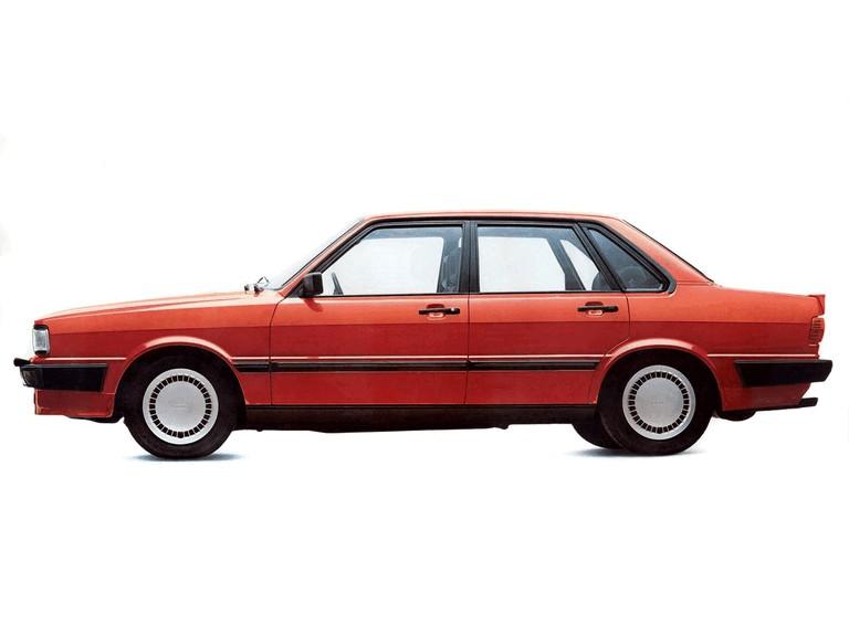 1982 Audi 80 quattro 5E 247295
