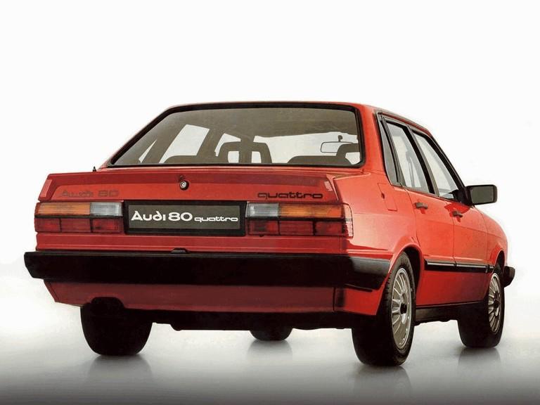 1982 Audi 80 quattro 5E 247296