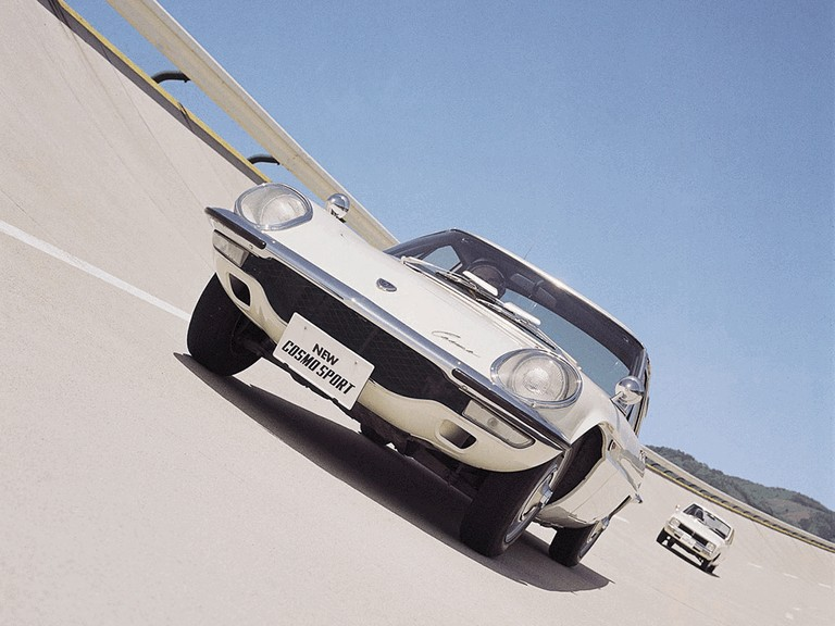 1967 Mazda Cosmo sport 247318