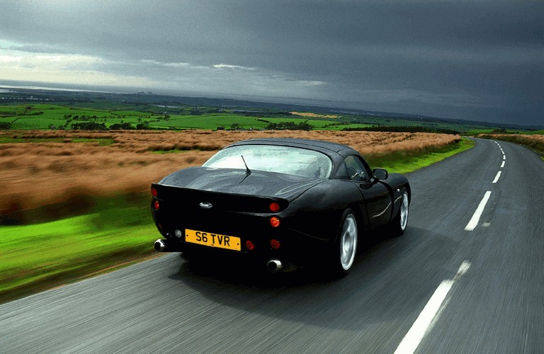 2001 TVR Tuscan S 483355