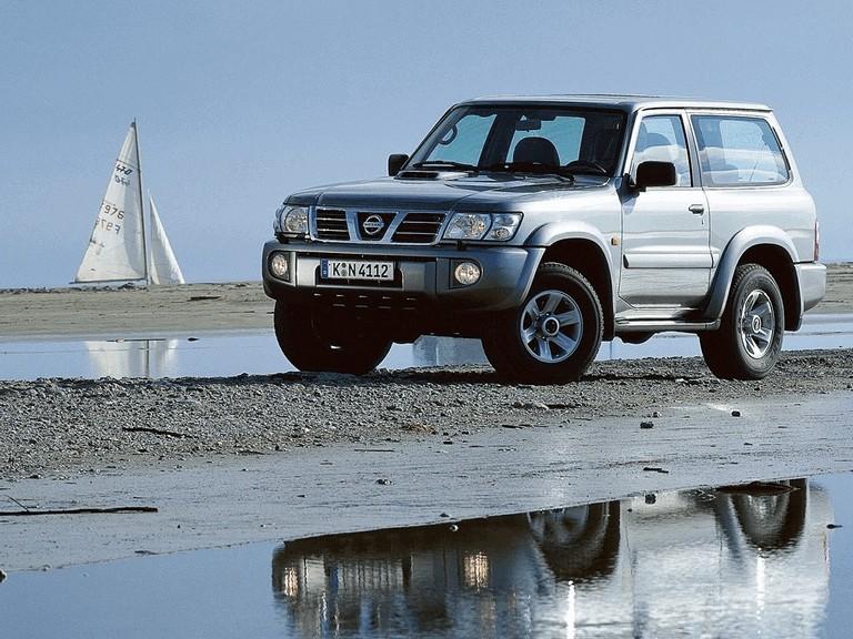 1997 Nissan Patrol GR 247940