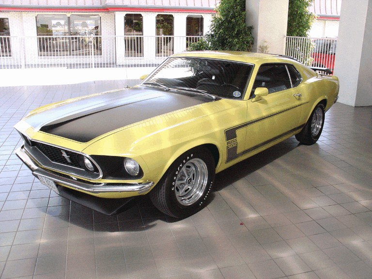 1969 Ford Mustang 247954