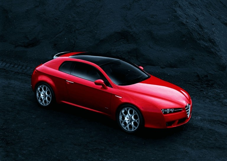 2002 Alfa Romeo Brera 483383