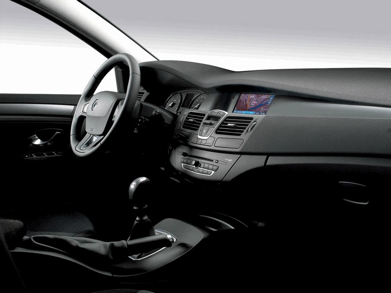 2009 Renault Laguna Black edition 248219