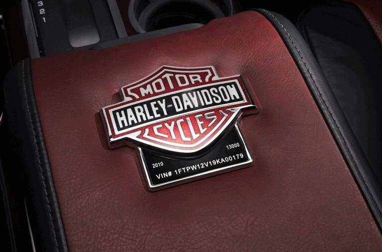 2010 Ford F-150 Harley-Davidson edition 248317