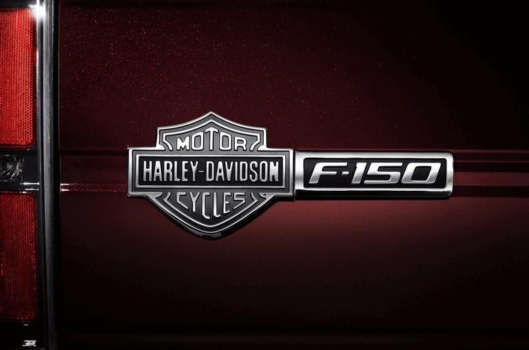 2010 Ford F-150 Harley-Davidson edition 248323