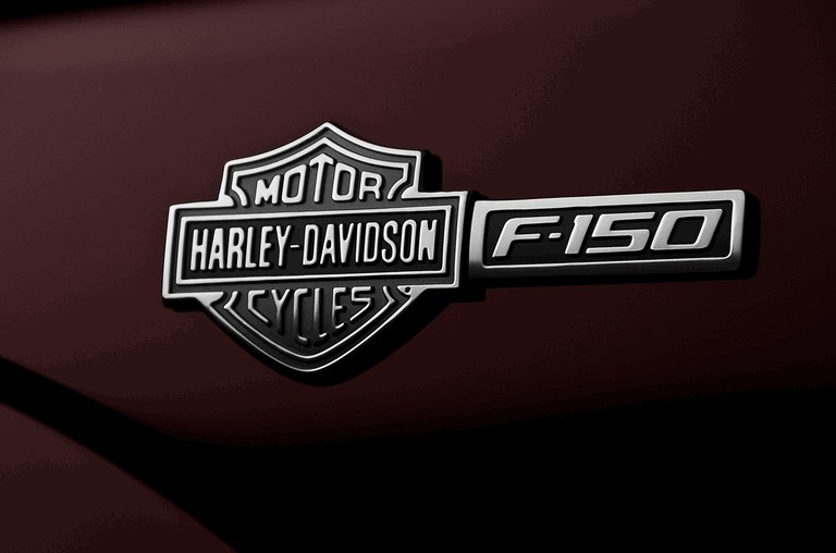 2010 Ford F-150 Harley-Davidson edition 248324
