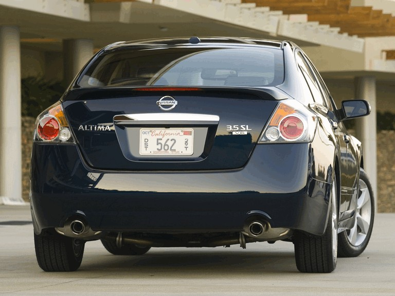 2007 Nissan Altima V6 248381