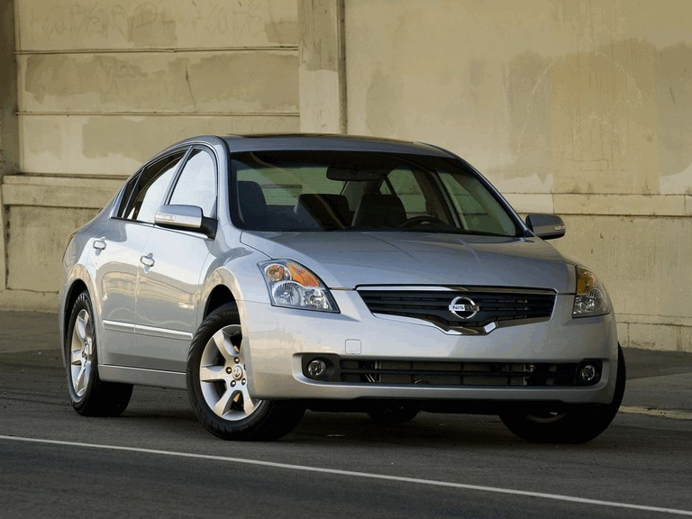 2007 Nissan Altima V6 248385