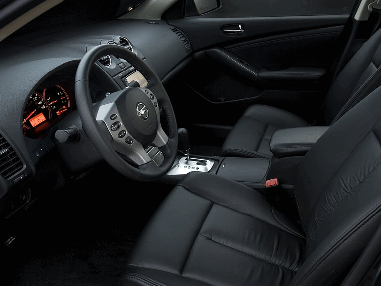 2007 Nissan Altima V6 248389