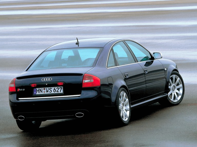 2002 Audi RS6 #483414 - Best quality free high resolution ...