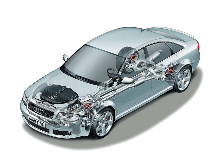 2002 Audi RS6 483437