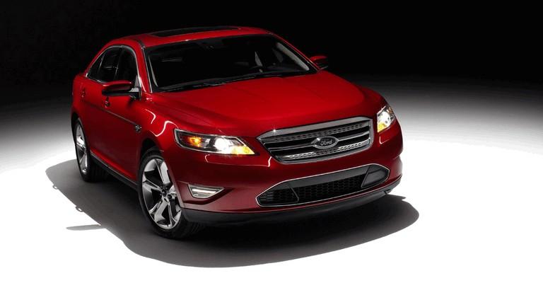 2010 Ford Taurus SHO 248422