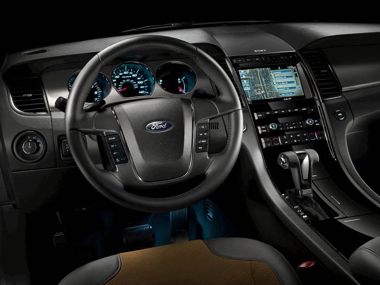 2010 Ford Taurus SHO 248471