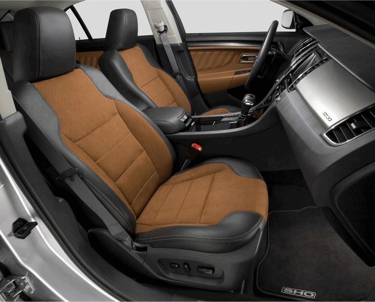 2010 Ford Taurus SHO 248477